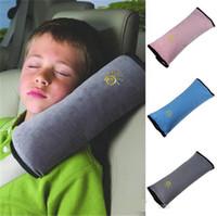 ingrosso cuscino della cintura-Cinture di sicurezza per auto Cintura di sicurezza per auto Cintura morbida Imbracatura per bambini Coprisedili Cuscino di sostegno Cuscino Cuscino per sedile b1144