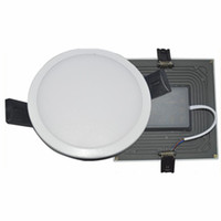 Wholesale Led Panel 8w - Integrate 8W 16W 22W 30W Led Lights Panel Lamp CRI>85 SMD 4014 High Quality Led Recessed Downlights Kitchen Bathroom
