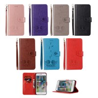 Wholesale Wholesale I Phone Wallets - 2017 New 2 In 1 Wallet Case PU Leather Phone Shell With Stand Card Slot Pocket For I phone 7 6 5