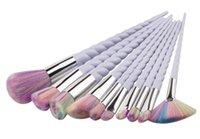 New Makeup Brush Set Foundation Brush Eyeshadow Brush kit 10pcs set 3 Style DHL Free Shipping