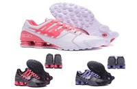 Wholesale Ladies Boots Cheap Prices - women shox shoes avenue 803 woman basketball running r4 NZ shoe dress sneakers sport lady trainers wedding shoes cheap price with box