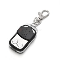 Wholesale Code Alarm System - Cloning Remote Control Key Fob 433Mhz 315Mhz 430Mhz Fixed Code Universal Garage Door Gate Copy Code New for Home Automation, Alarm System