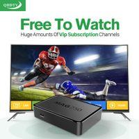 Wholesale Core Accounts - Mag 250 IPTV box with Qhdtv IPTV Account 1100+ Channels Arabic French Algeria Islamic Full Live Sports IPTV Mag250 Europe
