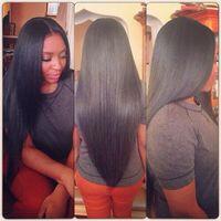 Wholesale Eurasian Virgin - Straight Virgin 8A Eurasian Virgin Hair Straight 4pcs Human Hair Weave Eurasian Straight Hair Bundles