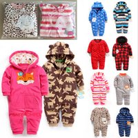 Wholesale baby Clothes Spring Clothing Of Newborn M Polar Fleece Long Sleeve Product baby rompers infant baby jumpsuit