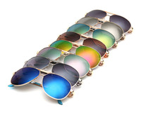 gläser rosa frau großhandel-Mode-Trend-Sonnenbrille für Frauen 5001 Sonnenbrille Frauen Sport Radfahren Sonnenbrille Mode Outdoor Dazzle Farbe rosa Linse Sonnenbrille
