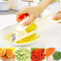 Neue 11Pcs Fruchtgemüse Mandoline Cutter Slicer Reibe Ginger Peeler Brecher Chopper Set Für Easy Kitchen Tools