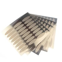 Wholesale Eyelid Strips - Wholesale- JEYL 2X Women Makeup Double Eyelid Tape Strips Sticker 120 Pair L