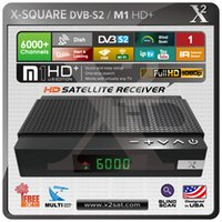 Compra Ricevitore Satellitare Libero-X2 M1 HD + DVB-S2 Mini ricevitore satellitare digitale USB PVR Media Player (FREE TO AIR)