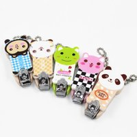 Wholesale Nail Cartoon Character - Sweet 01 cartoon   nail scissors nail clipper nail clippers   Manicure cut a small gift wholesale