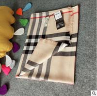 Wholesale Print Scarves - Top Qualtiy 180cm*70cm Imitation cashmere Euro Brand French designer scarf Pattern Printed Women Gift shawl scarf