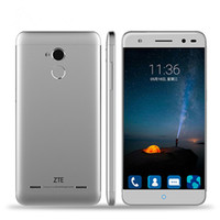 Original ZTE Blade A2 teléfono celular móvil 4G LTE MTK6750 Octa Core 1.5Ghz 5.0inch HD 2GB RAM 16GB ROM 13MP Android 5.1 Fingerprint Touch ID