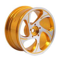 Wholesale Hpi Drift Wheels - RC Rim 131 Gold Aluminum Wheel 52mm For HSP Sakura HPI 1:10 On-Road Drift Car