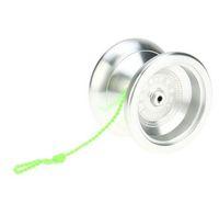 Wholesale 5a yoyo resale online - New Yoyo Kids Toys Professional Magic Yoyo K5 Aluminum Alloy Metal Yoyo Ball KK Bearing with Spinning String Colors