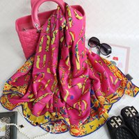 Wholesale Ladies Shawls Styles - 2017 NEW Style Fashion Digit+Letter Designs Women Square Shawl, Silk+Wool+Cashmere Lady Scarf,High Quality Women's Printed Scarves 135*135CM