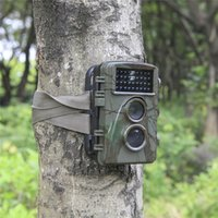 Hot Waterproof 12MP Trail Hunting Camera Scout Digital Wildlife Camera Infrared Trail 1080P Trap Infrared Night Vision Livraison DHL