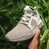Wholesale Winter Cold Shoe - Buy Titolo Consortium NMD R1 Trail Shoes,NMD XR1 Trail Celestial offers an ice-cold,all-white nmds sneaker With Box Free Shipping