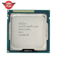Intel Core i5 3470 3.20GHz 5GT / s 4x256KB / 6MB L3 Socket 1155 Quad-Core CPU