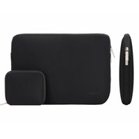 Wholesale hp computer laptops online - Mosiso inch Laptop Sleeve Bag Waterproof Notebook Computer Handbag Case for MacBook Air Pro Asus HP