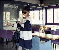 Wholesale Sweaters For Pregnant Women - Maternity dress for pregnant women breastfeeding Korean fashion sweater coat sleeves lactation clothes for pregnant women7030