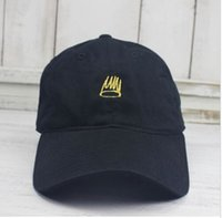 Wholesale Cole For Men - New Born Sinner Crown Baseball Cap Curved Bill Dad Hat Cotton Cole World J of good quality brand cap for men and women
