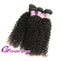 100% Virgem Cabelo Curly 4 Bundles Kinky Extensões Curly Cabelo Humano Peruano Malaio Indian Brasileiro Wet Ondulado Curly Virgem Extensões Cabelo