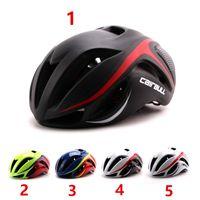 Wholesale Unisex Overalls - hot cakes! Ultra-light road bike pneumatic helmet. Mountain MTB helmet, the overall molded bicycle helmet, bicycle riding equipmen