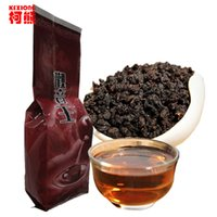 Wholesale Cut Cost - C-WL045 High Quality Chinese Oil Cut Black Oolong Tea Fresh Natural Slimming Tea High Cost-effective Weight Loss Tea 125g