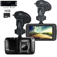 Wholesale Cam Angle Sensor - Dash Cam Full HD 1080P with G-Sensor,Night Vision,WDR,Loop Recording,170° Wide Angle 3.0