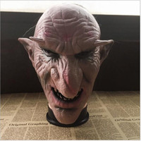 Wholesale High Quality Movie Masks - Wholesale High Quality Free shipping Halloween Party Cosplay Goblin mask, Scary zombie mask, party cosplay mask Movie Face Head Mask