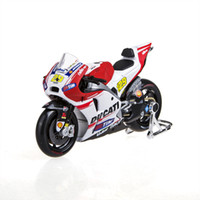 Wholesale plastic motorcycle toys - 1:18 Motorcycle Models MOTO GP 29## 1:18 scale motorcycle racing model Toy For Gift Collection
