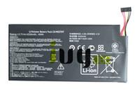 Wholesale Pc Battery Asus - 100% original 4325mah C11-ME370T C11 ME370T Battery for google ASUS nexus7 nexus 7 Tablet PC Batteries