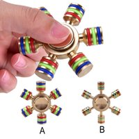 Wholesale Hand Held Toys - Torgbar EDC tool hand spinner HandSpinner hand-held spinners fidget spinner Ceramic Bearing 608 DHL OTH369