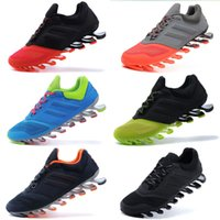 Wholesale Drive Table - 2017 Springblade Drive 2.0 running shoes size 40-45 for men sport running shoes black with green hot sale fashion Sports Shoes