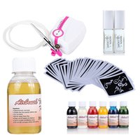 spray tan products - Newest Product Kit Fast Golden Phoenix Airbrush Temporary Tattoo Kit for Body Tattoo Painting Complete Body Tattoo Set