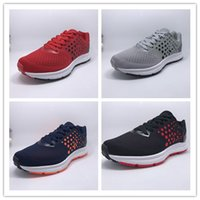 Wholesale Span Men - [With Box]Wholesale High Quality Men Air Mesh Zoom SPAN Running Shoes
