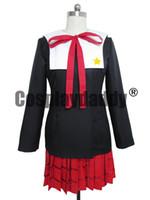 Wholesale gakuen cosplay for sale - Gakuen Alice Alice School Alice Academy Mikan Sakura Cosplay Costume