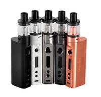 Kit del arrancador de Kanger Subox mini con el suplemento superior de KBOX Mini-C 50W 3ml Protank 5Colors contra el topbox mini DHL del subox envío libre