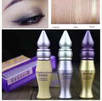 Wholesale Eye Shadow Primer Potion - ew 1pcs Eye Base Makeup Eyeshadow Primer Base Eye Shadow Potion Dark Circle Spot Remover Isolation Concealer Make Up Cream