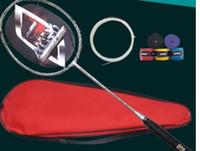 Wholesale Super Junior Bags - Wholesale - Lining N50 II Lin Dan N50-2 Badminton Racket With a Big Bag Hot selling free shipping