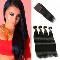 Best straight weave for natural hair reviews best straight weave brazilian hair straight 3 hair weave with closure best sale lace closure with 3 bundle deals pmusecretfo Choice Image