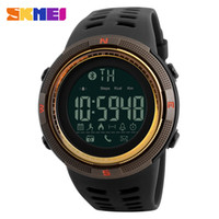 Wholesale Calorie Watches - 2017 Hot Selling SKMEI Men Smart Watch Chrono Calories Pedometer Multi-Functions Sports Watches Reminder Digital Wristwatches Relogios