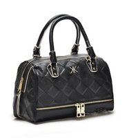 Wholesale Korean Hottest Handbag - Hot new Fashion KK bag Messenger Bag Women PU Leather Kardashian Kollection High Grade Clutch purse Handbag