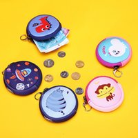 Wholesale Children Boy and Girl Cute Cartoon Animal Little Wallet Princess Coin Purse Small Zero Wallet
