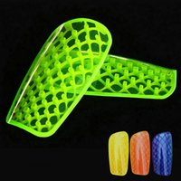 Wholesale Calf Shin Support - Wholesale- AipBunny Professional Football Soccer Shin Guards Pads Training Leg Calf Support Protector Sports Skating Brace