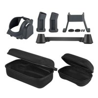 Wholesale Lenses Body - Dji Mavic Pro Accessories (5 in 1 bundle) ,Drone Body and Controller Travel Case and Lens Sun Shade and Transmitter Stick Thumb