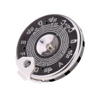 Wholesale Guitar Pitch Pipe - Guitar Tuner Pitch Pipe 13 Chromatic Tuner C-C Note Selector Guitar Accessories