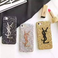 Für Iphone 6 6S Plus Glitter Diamant Hard Shell Telefon Shell Handy Sets Schutzhülle Cellphone Fall Kreativen Fall für iPhone7 7Plus