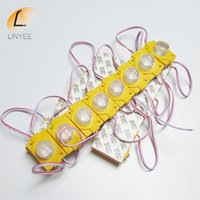 Wholesale Signage Box - Wholesale Ultra Bright SMD3030 LED Modules 1.5W DC12V LED Lamps for signage Advertising Light Box Module free shipping