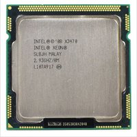 Wholesale Quad Cpu Server - X3470 Original for Intel Xeon X3470 Quad Core 2.93GHz SLBJH LGA1156 8M Cache 95W CPU
